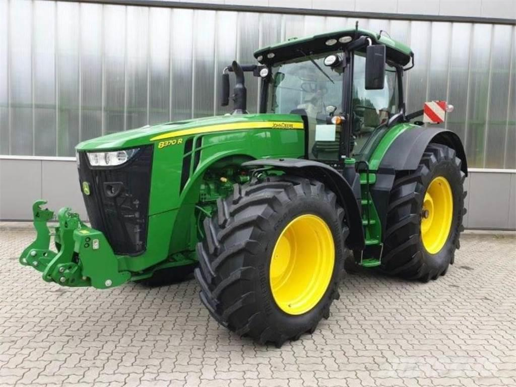 John Deere 8370R ULTIMATE