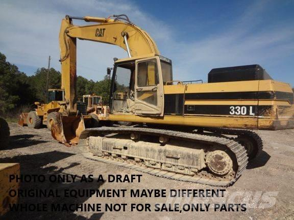Caterpillar EXCAVATOR 330L ONLY FOR PARTS