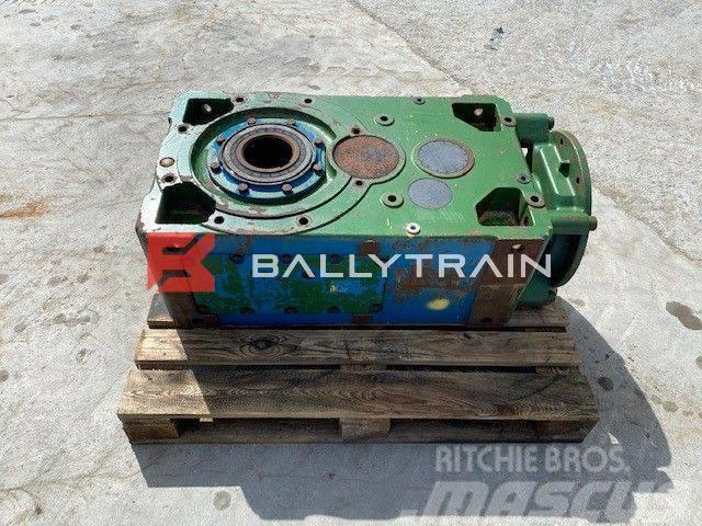Rossi Gearbox