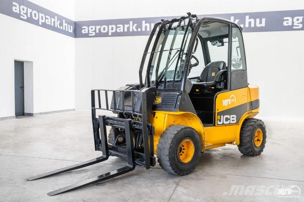 JCB TLT30D 4x4 (3780 hours) 4 m lifting height