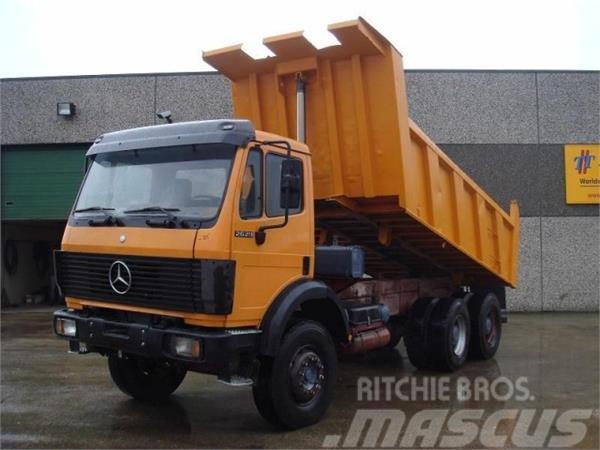Mercedes-Benz 2629 6X4
