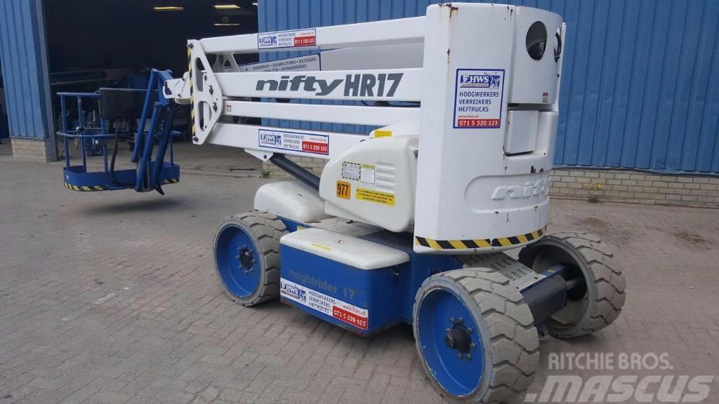 Niftylift HR 17 NE