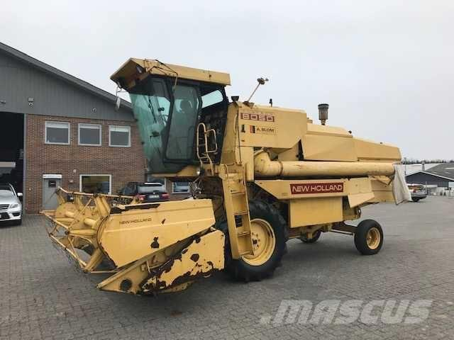 New Holland 8050 snitter