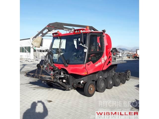 Kässbohrer PB 600 PolarW, Pistenbully, Snow Groomer