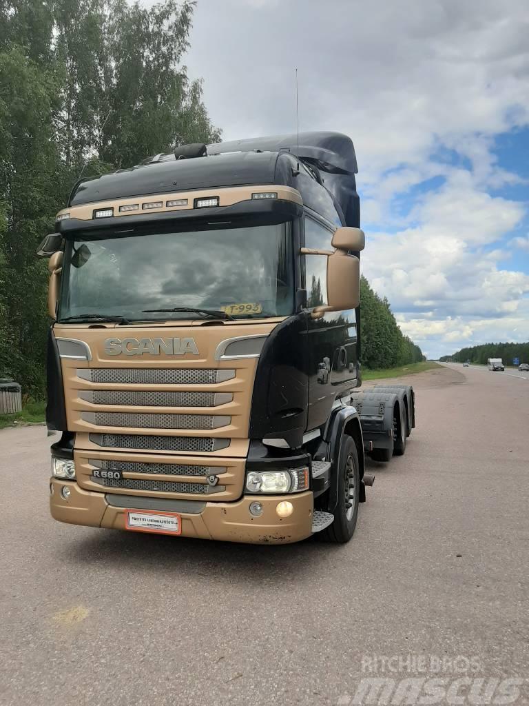 Scania R 580 LB