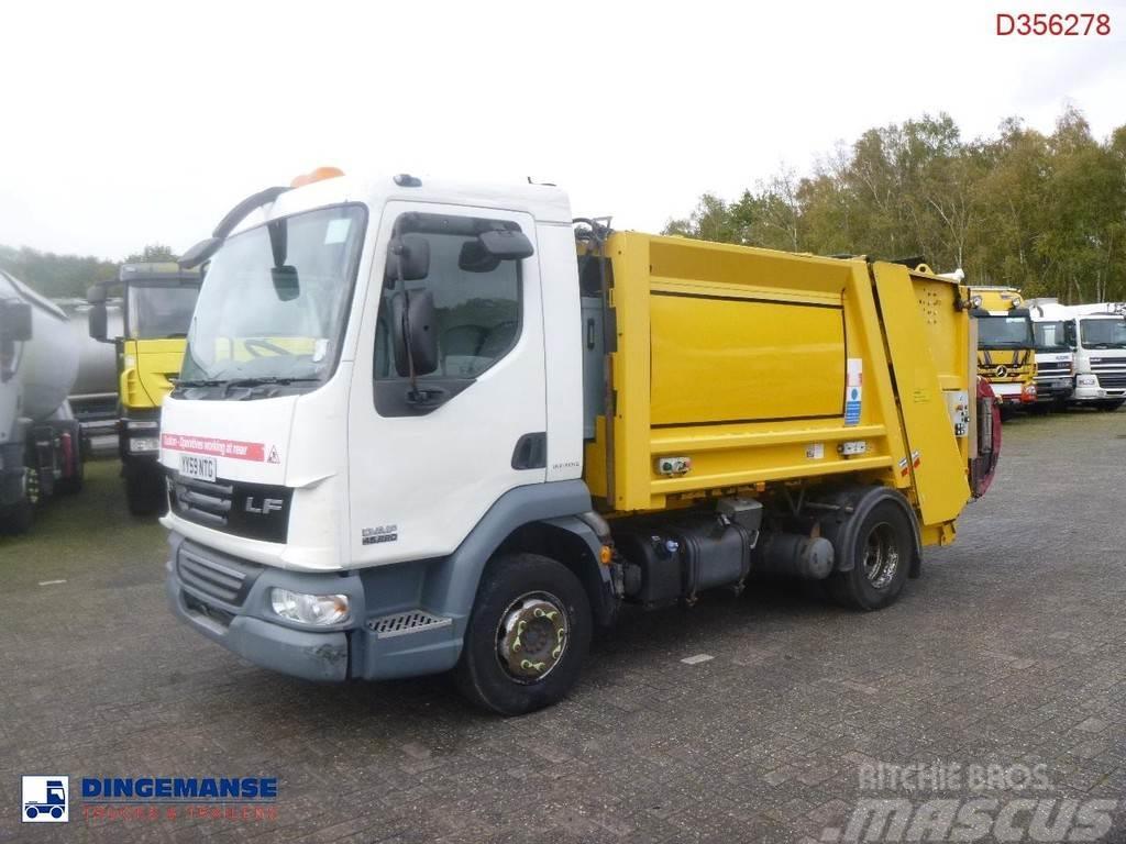 DAF LF 45.220 4X2 RHD Farid refuse truck