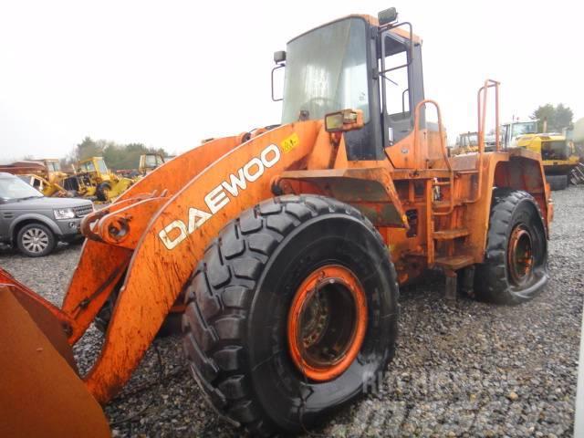 Daewoo Mega 400 V dismantling for parts
