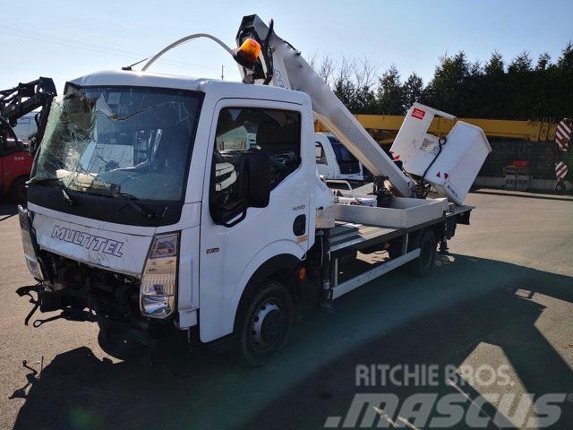 Renault MAXITY120 Dxi/MULTITEL160*ACCIDENTE*DAMAGED*UNFALL