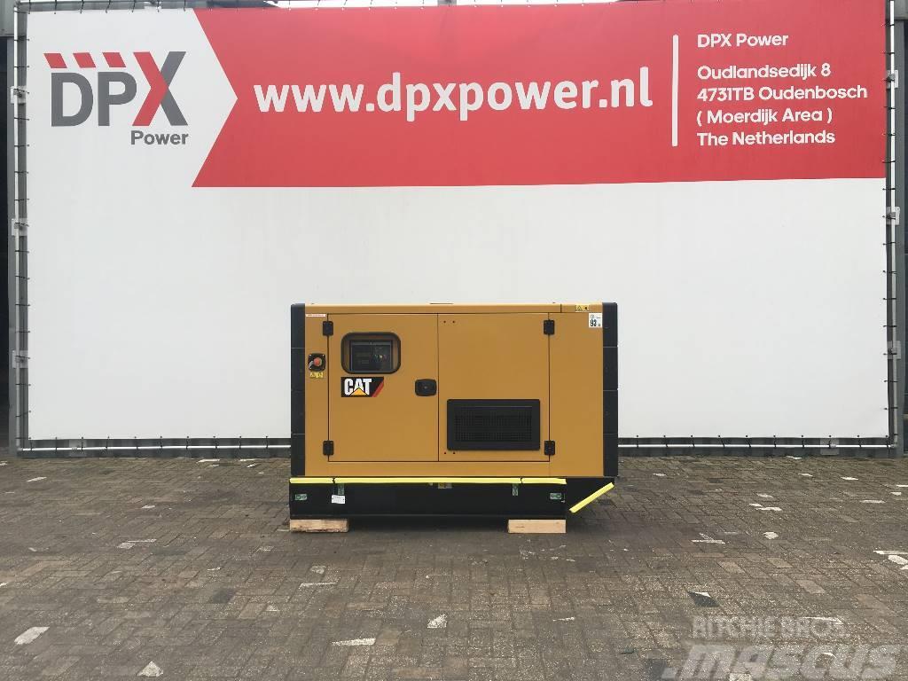 Caterpillar DE50E0 Generator - DPX-18006