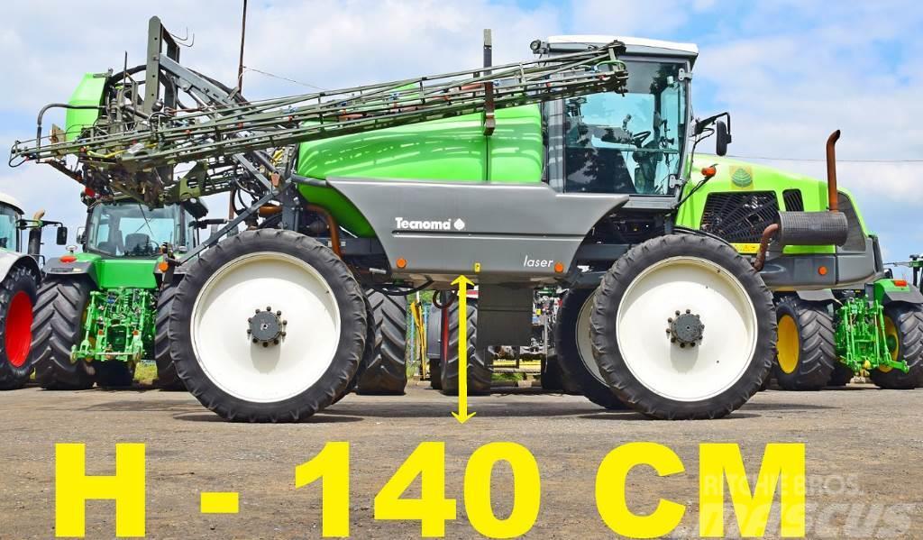 Tecnoma LASER 3240 - 140 CM - 2009 ROK - 40 km/h