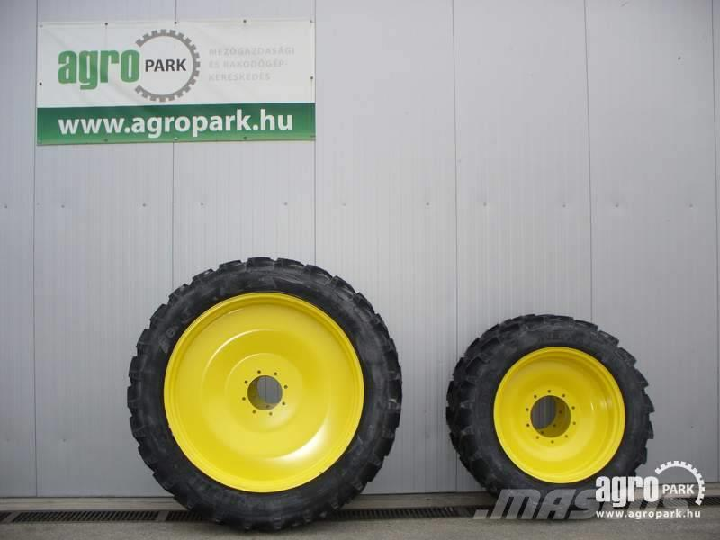 BKT NEW Row crop wheel set 11.2R36 and 13.6R48 for 6 c