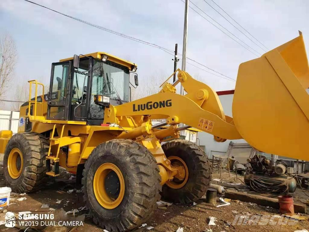LiuGong CLG 856
