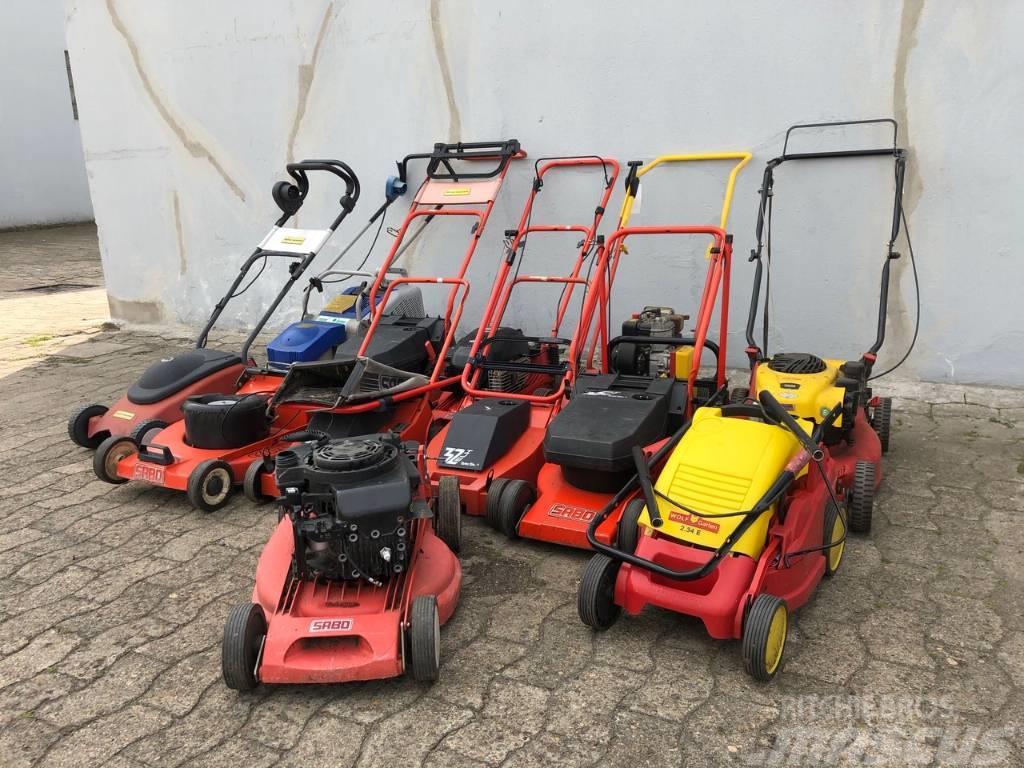 [Other] Diverse Rasenmäher Vertikutierer * Motor Geräte *