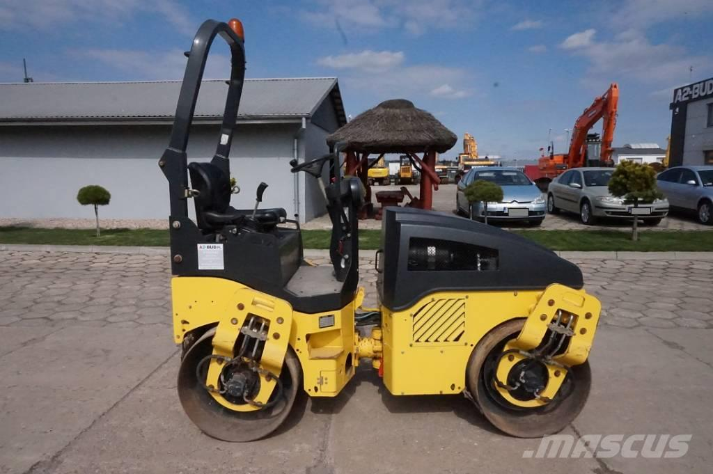 Bomag BW 120 AD-4 * PERFECT CONDITION