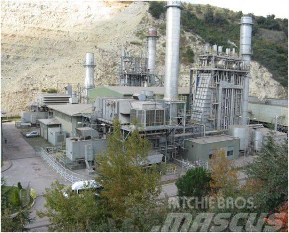 [Other] GE LM6000 PC Gas Turbine 50 HZ, 120 MW