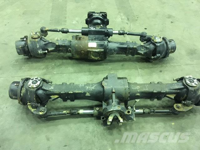 Caterpillar TH 255 AXLE COMPLET