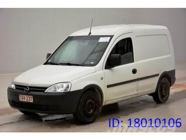 used opel combo combo box body year 2005 price 2 997 for sale mascus usa. Black Bedroom Furniture Sets. Home Design Ideas