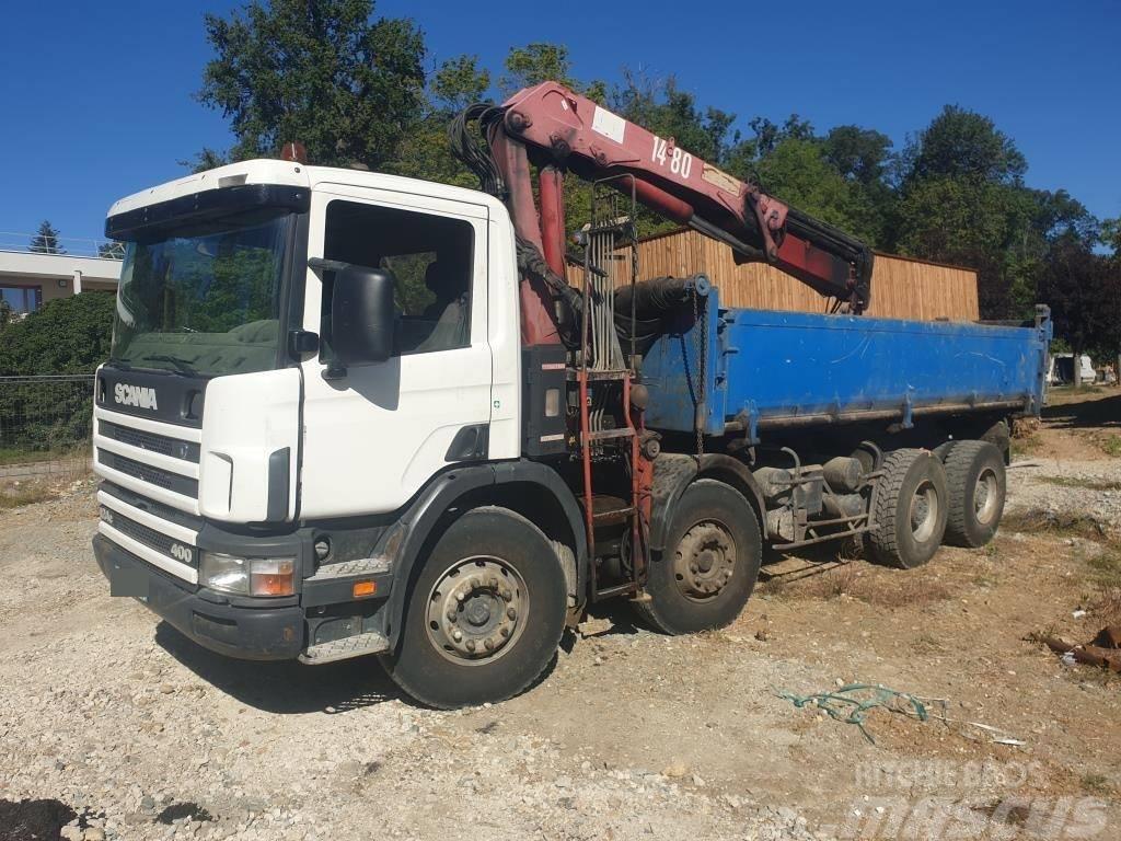 Scania 124 C 400