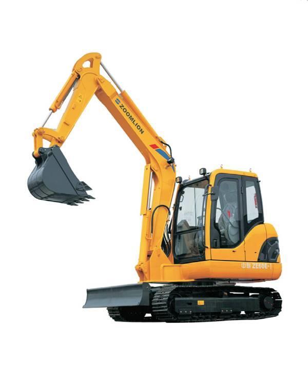 Zoomlion 中联重科 挖掘机 ZE60E-1