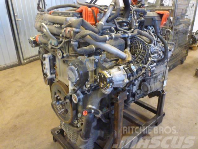Mercedes-Benz Actros komplett motor