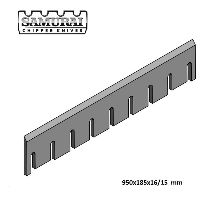 Pezzolato Knife 950x185x16/15