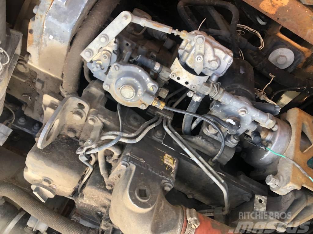 CASE WX 150 Silnik, Engine