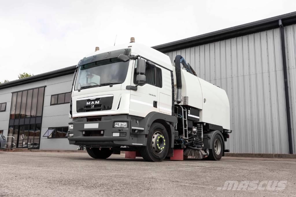 [Other] Stock Sweepers S8400