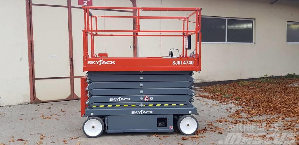 SkyJack SJ III 4740