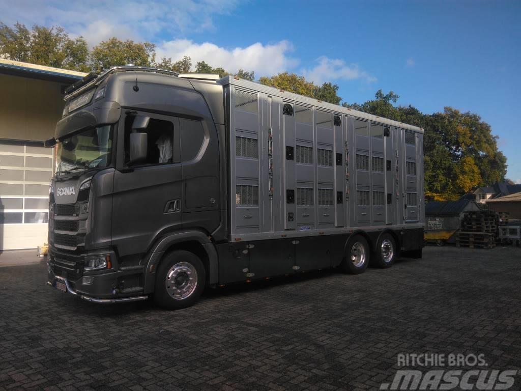 Scania S580 6x2 V8 580Hk