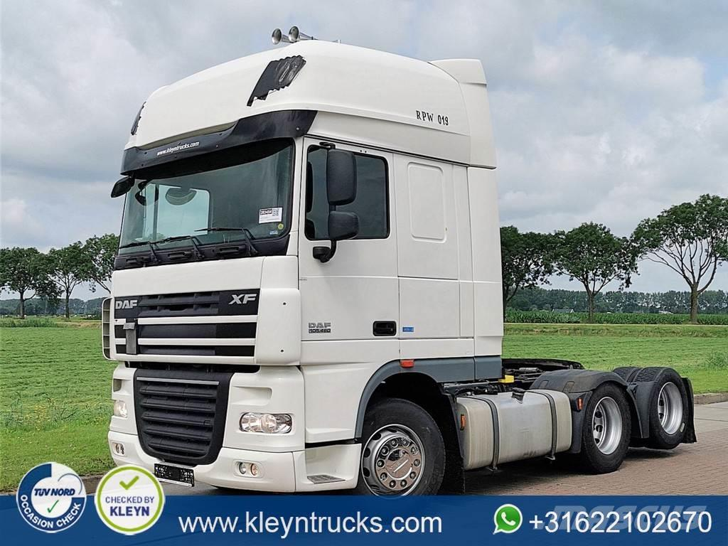 DAF XF 105.460 ssc 6x2 fts ate