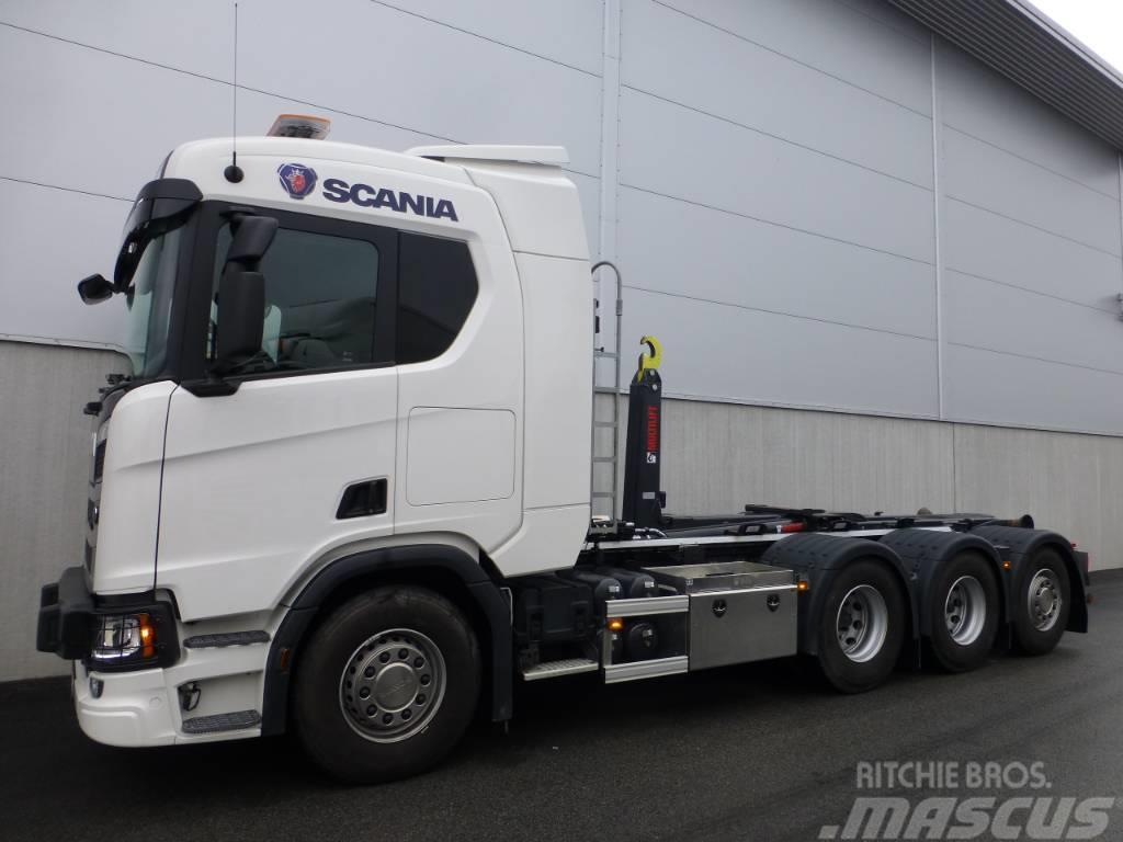 Scania R500 8x4*4 Euro 6