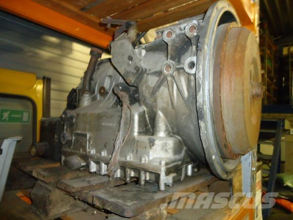 ZF 4HP500 transmission