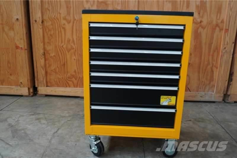 [Other] Unspecified 180 Piece Mobile Tool Cabinet - Unused