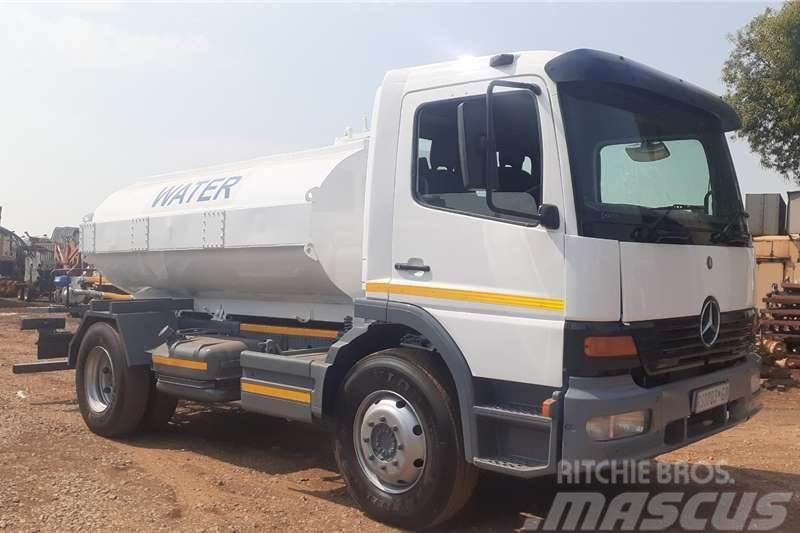 Mercedes-Benz Atego 1528 7000L Water Tanker