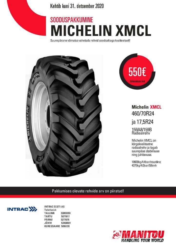 Michelin XMCL 460/70R24