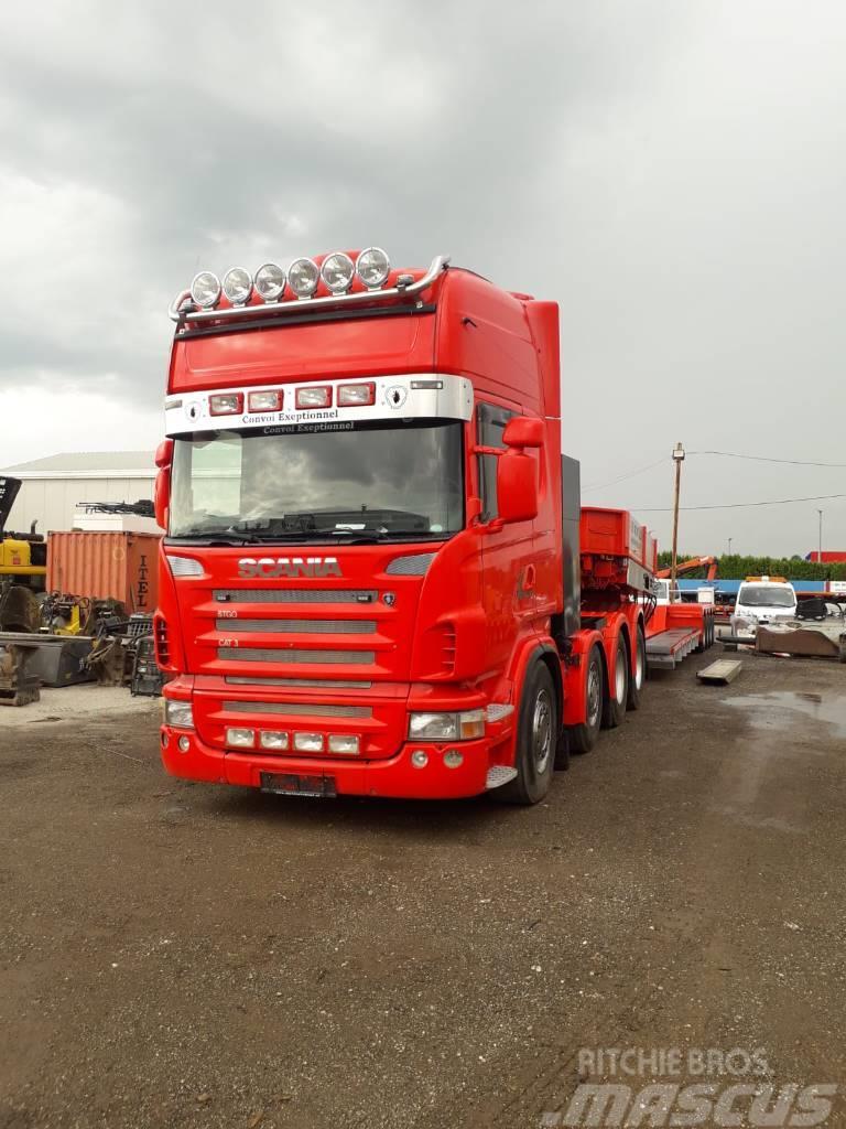 Scania + Noteboom 4+2 R 650