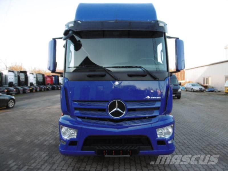 Mercedes-Benz ANTOS 1830 TK 7.3m THERMO KING T 1200 R EURO 6