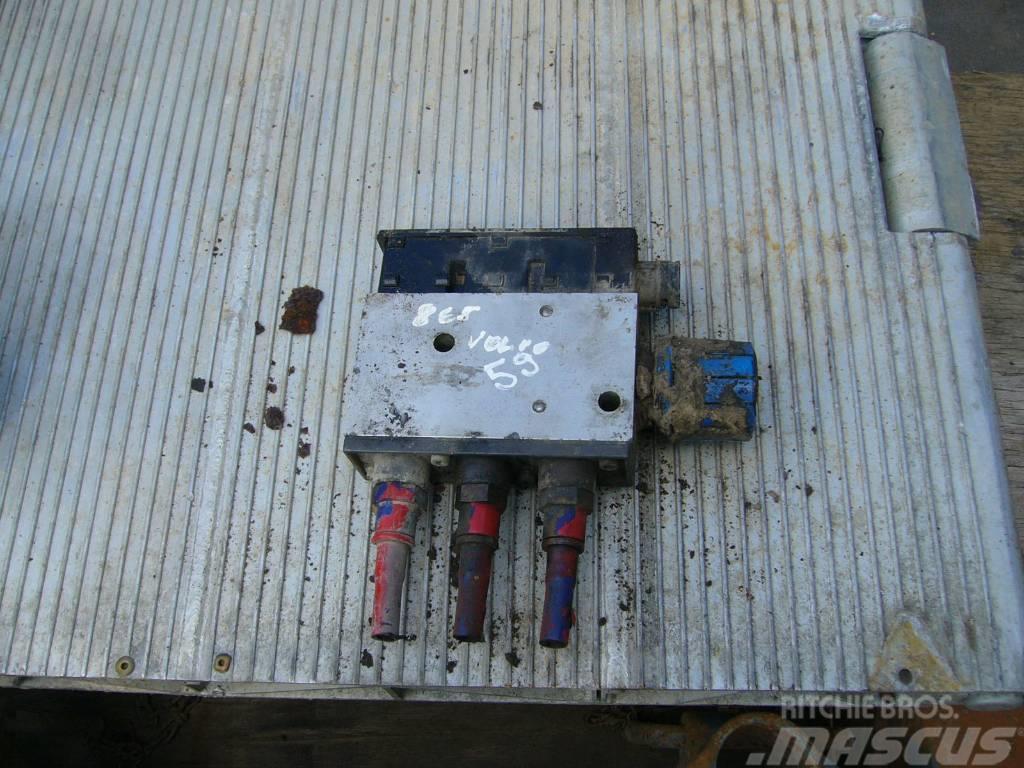 Volvo FH16 pump