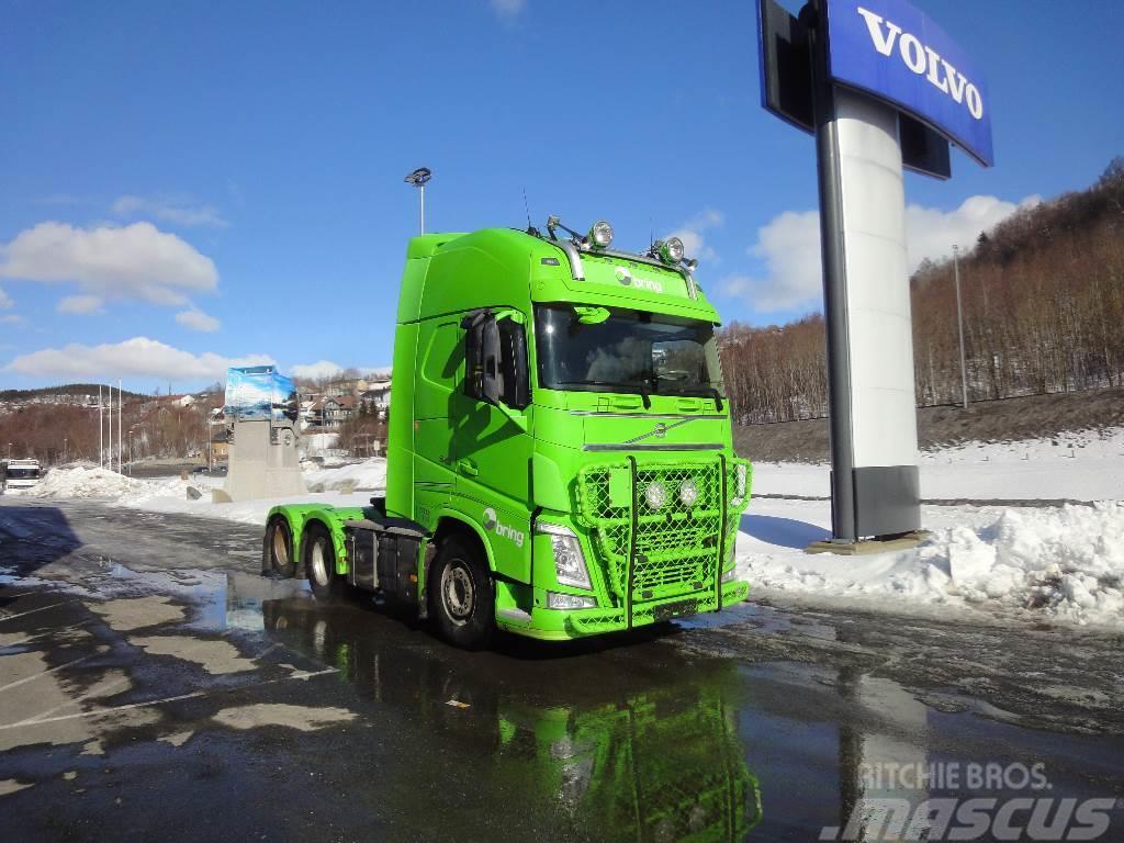 Volvo FH 540 6x2 ADR