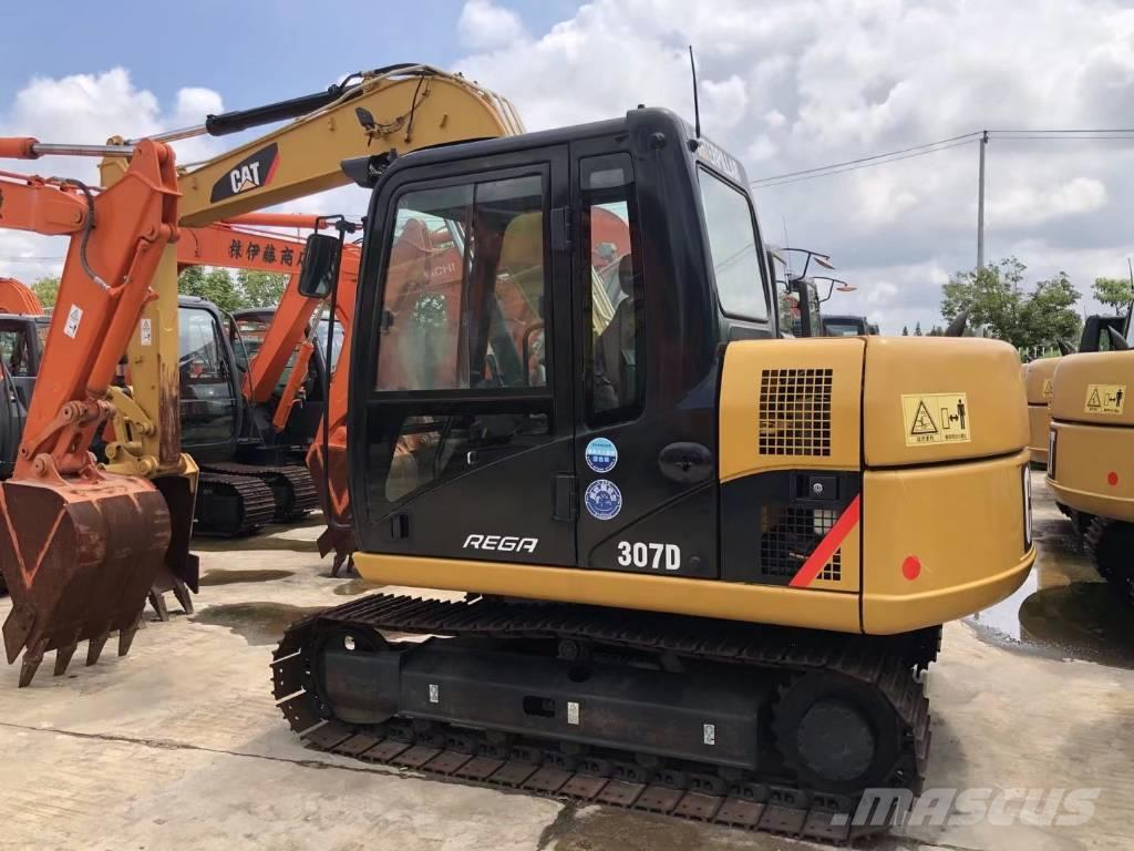 Caterpillar CAT307D  CAT312D履带式挖掘机