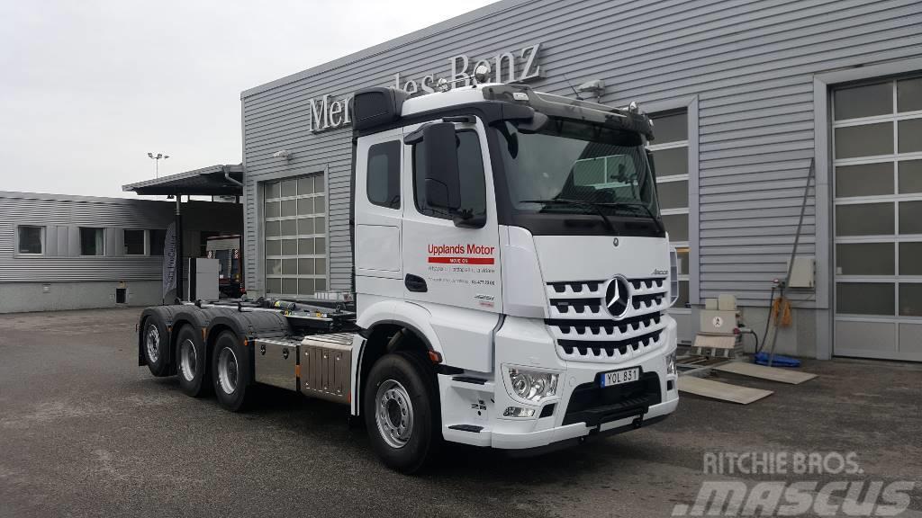 Mercedes-Benz Arocs 3251 L Lastväxlare