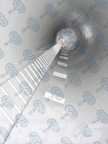 [Other] 3S Lift 风电塔筒爬梯,他高空作业专业铝合金爬梯、云梯,高空作业攀爬设备 风机塔筒专用防坠落爬