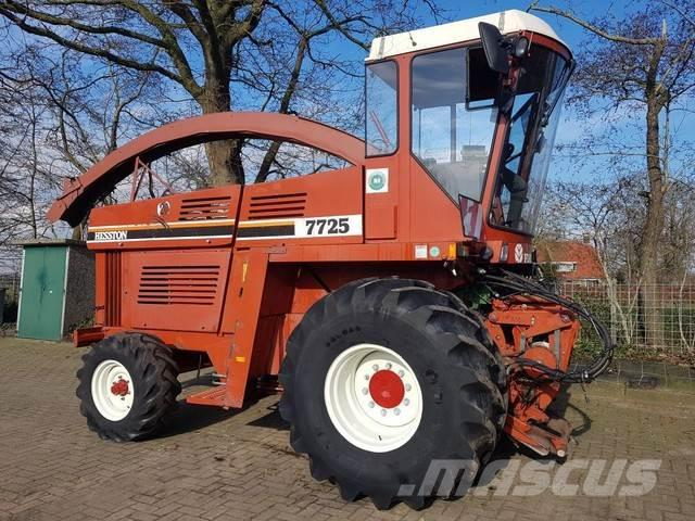 Fiat agri Hesston 7725