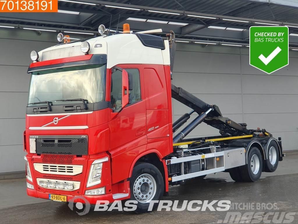 Volvo FH 460 6X2 Manual VEB+ 2x Tanks Standklima Liftach