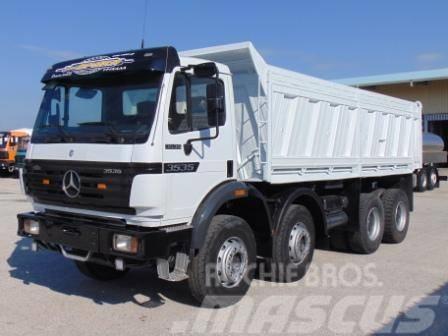 Mercedes Benz 3535 K 8x4 4 1999 Tipper Trucks
