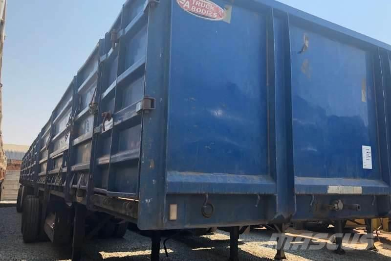Sa Truck Bodies 2015 SA Truck Bodies Super Link Drop Side