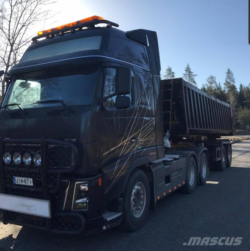 Volvo FH16 660