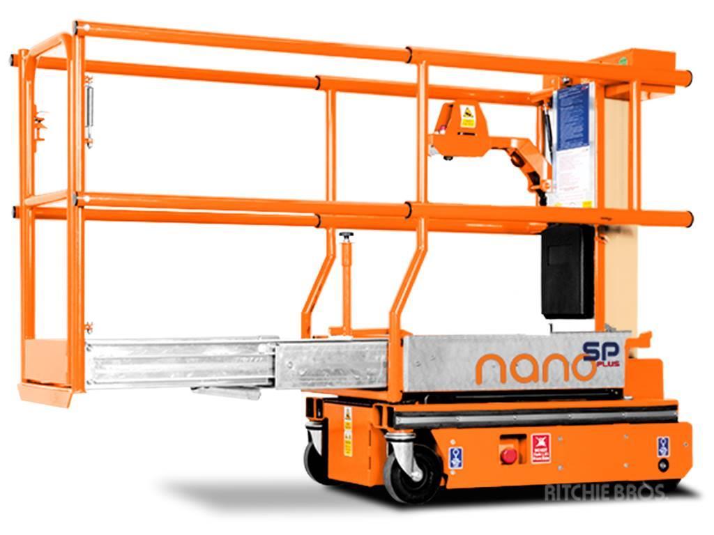 JLG Nano SP Plus