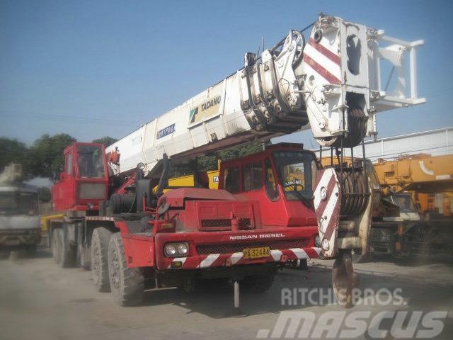 Tadano TG700E (70t Truck Crane)