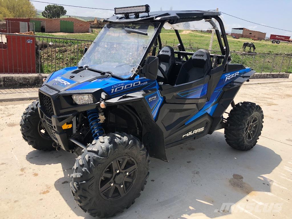 used polaris rzr 1000 cross country vehicles year 2016 price 23 405 for sale mascus usa. Black Bedroom Furniture Sets. Home Design Ideas